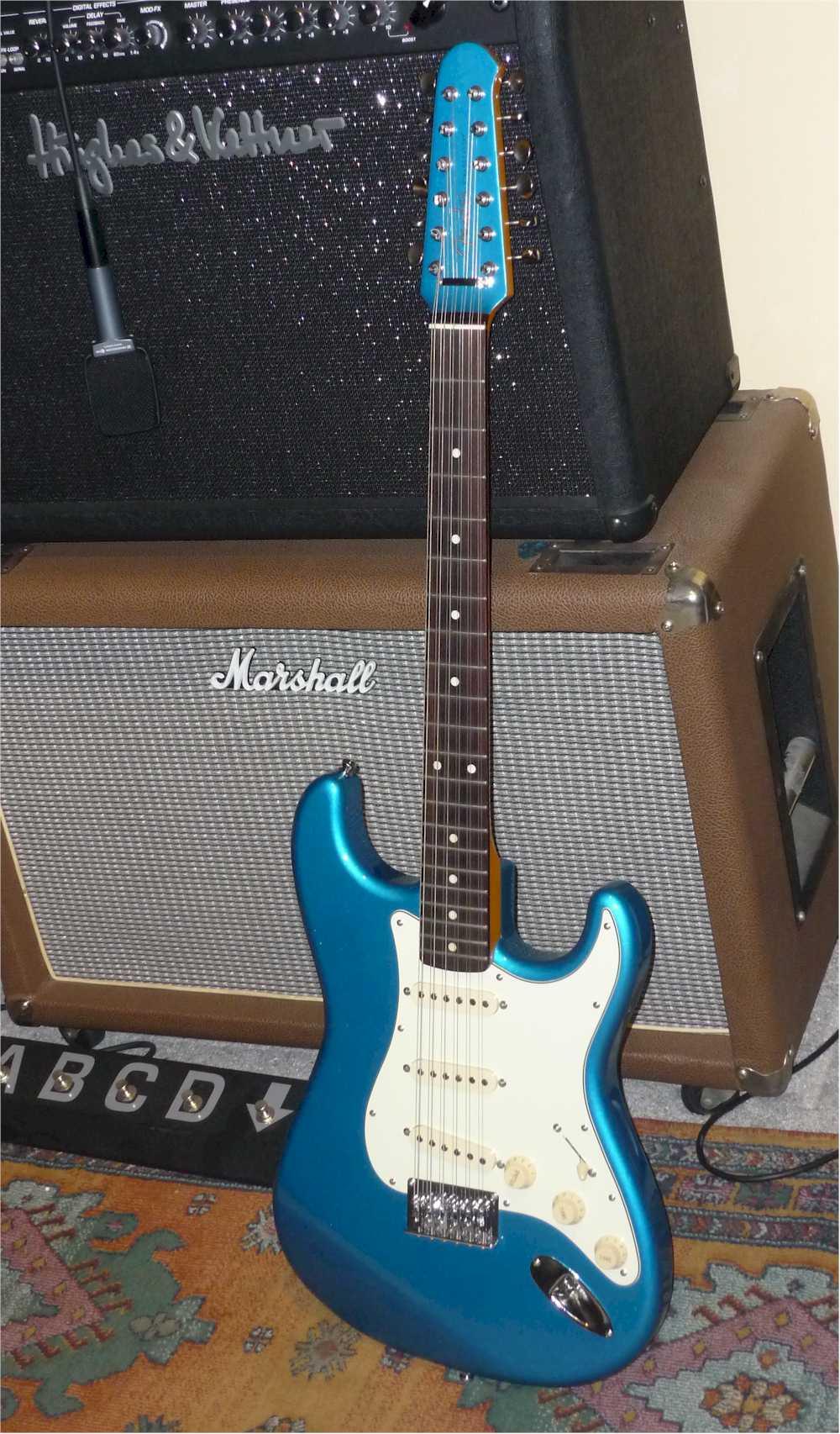 fender 12 string stratocaster